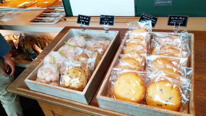 アミーチデルテ-焼き菓子